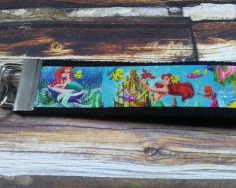 Little Mermaid Keyfob
