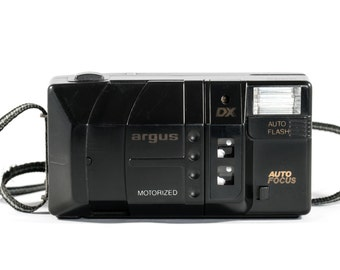 ARGUS G835 Point-and-Shoot 35mm Film Camera