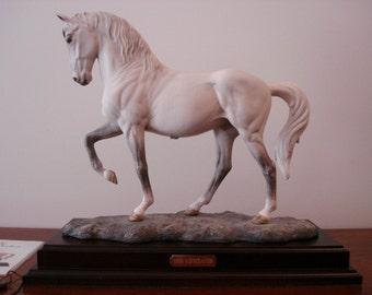 Royal Doulton - The Lippizaner - White Horse by sculptor Shane Ridge