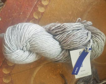 Malabrigo Worsted Merino Wool  Color: Pearl