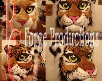Furry Head Masks Commissions made to Order!