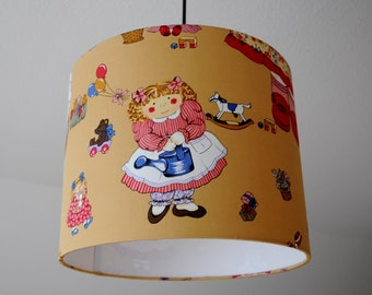 "Ceiling lamp ""Dolls"""