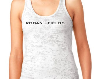 Rodan Fields Tank Top - Rodan and Fields Shirt - Ladies Tank