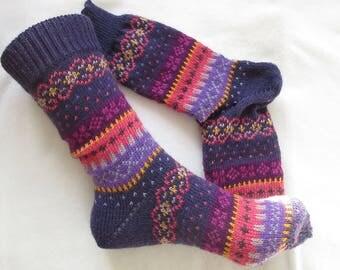 MärZig socks size 38/39.
