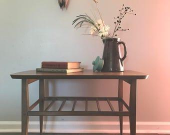 Lane Mid Century Modern Table
