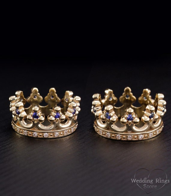 crown wedding bands royal crown wedding rings expensive rings set women crown ring - Crown Wedding Rings