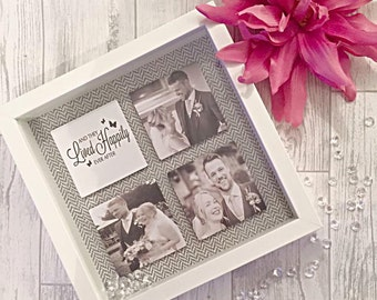 personalised frames meaningful gift frame wedding gift christening gift mothers day gift