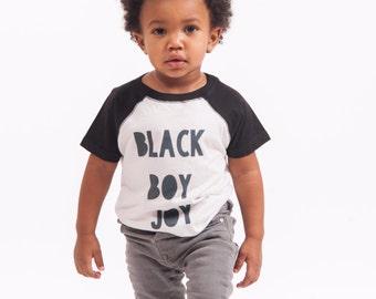 Black Boy Joy Onesie