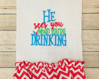 Christmas Kitchen Towel #3