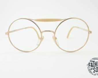 Amor \ vintage 70s unique eyeglasses \ never worn