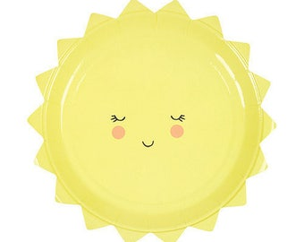 You are My Sunshine Birthday Party or Baby Shower Party Kit