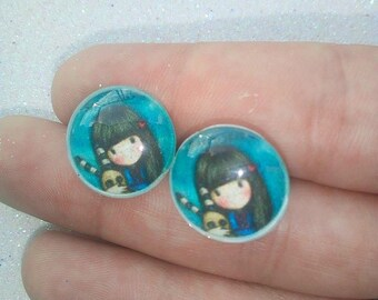 Gorjuss earrings