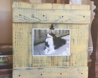 5 x 7 Photo Wood Picture Frame