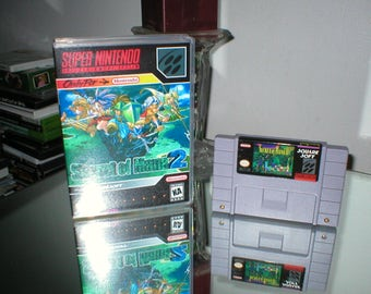 Secret of Mana 2 SNES