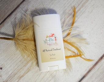 All Natural Deodorant (So Fresh)- Organic Deodorant - Handmade Deodorant - Deodorant- Natural Deodorant - Natural Deoderant