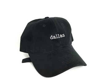 Dallas Ball Cap • ctwentytwo