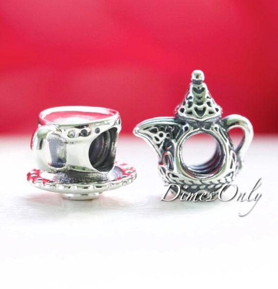 pandora gift set arabian teapot coffee pot dallah charm