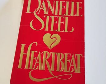 Heartbeat by Danielle Steel  1st Edition  Hardcover  Romance