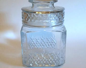 Koeze Apothecary Jar/Candy Jar/Cookie Jar