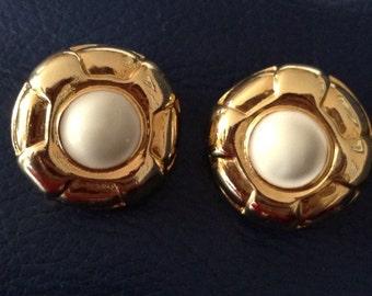 Original Escada earrings/Ohrringe