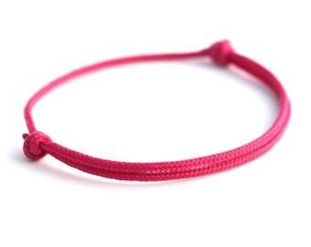 Discreet surfer bracelet Berry - Bangle - Friendship Bracelet - bracelet - Friendship Bracelet