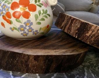 """9"""" Wood Slice"""