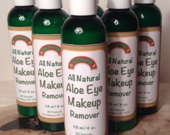 Skin: Aloe Eye Makeup Remover