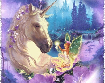 Healing and Practical Guidance from the Faeries and Unicorns - Personal Reading - Oracle Cards - Intuitive Guidance