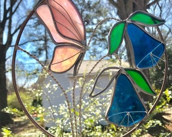 Adorable Stained Glass Sun Catcher