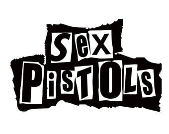 Sex Pistols Decal