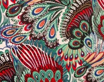 Rayon Challis Prints