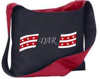 DAR Tote Bag - Stars and Stripes