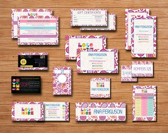SALE! Paisley Dot Dot Smile Marketing Kit, 13 Items! Smile Business cards; dds kit; dotdotsmile: dot smile marketing; dotdotsmile bundle!