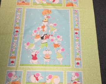Norton Quilt panel by Suzybee (mouse)