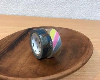 MT Kamihaku paper expo limited design washi tape 2 rolls set