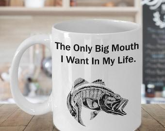 Mug i love fishing