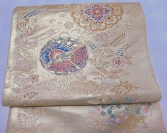japanese silk obi belt
