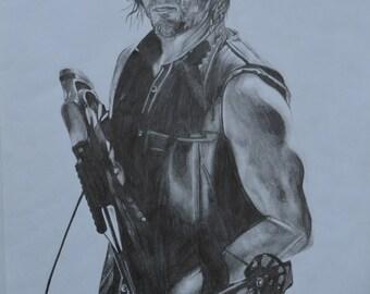Daryl Dixon, the walking dead, Norman Reedus