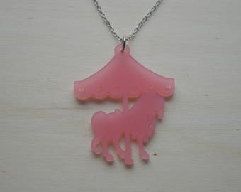 Merry Go Round Necklace