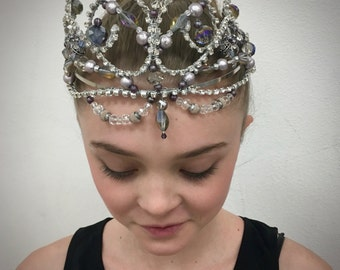 Lilac Fairy Tiara