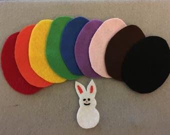 Felt Board- Little Bunny