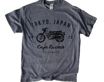 Tokyo Japan Café Racer - Japan T-Shirt