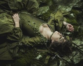 Art print - Lying Down, Languishing