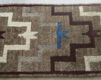Tulu Rug, Shaggy Rug, Thick Wool Rug, Turkish Carpet