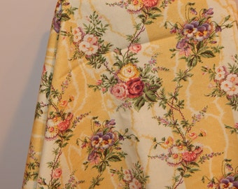 Vintage Home Dec Fabric By 5th Avenue Designs for Covington Fabric Protected by Covgard