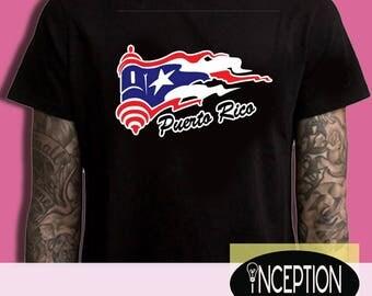 Puerto Rico Boricua Pride TShirt