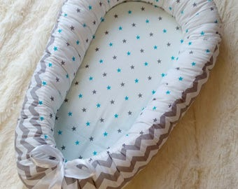 babynest removable mattress , baby nest, newborn babynest, bilateral baby nest, baby cocoon, newborn nest, sleep nest