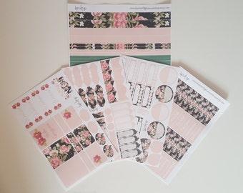 Planner stickers sticker set
