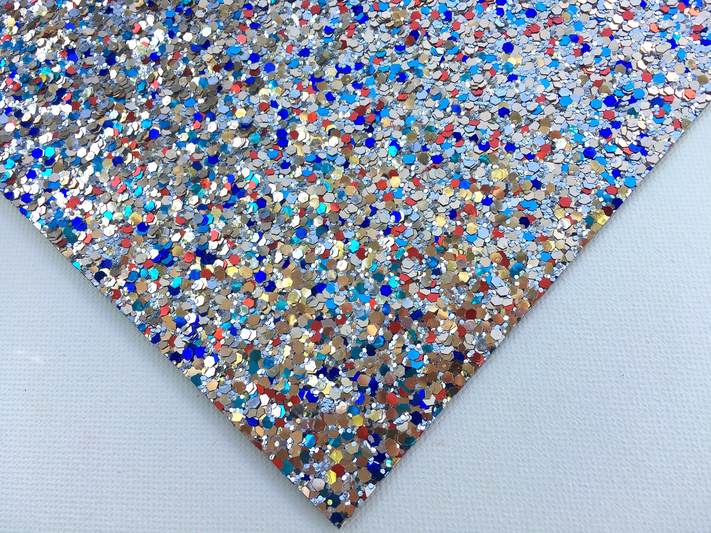 SAMPLEGrand Finale Glitter Sheets – Sample Rate Sheet