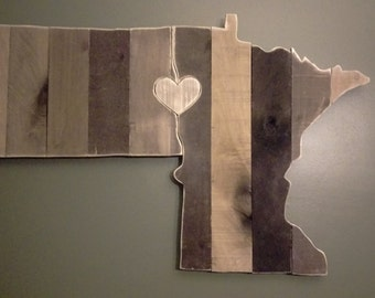 MN and ND Heart combo - reclaim
